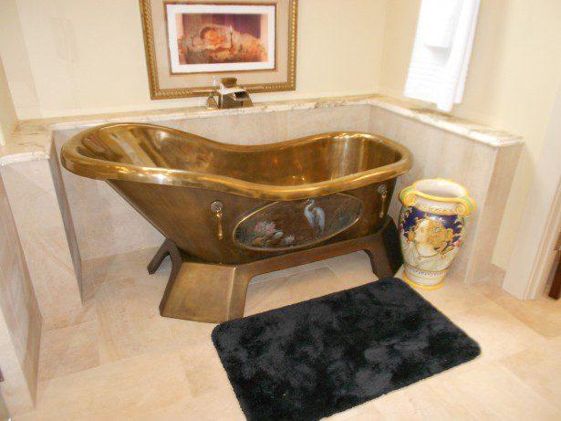 Expensive Bath Tub