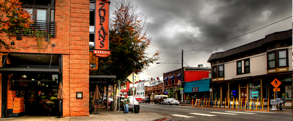 Belmont street portland neighborhood