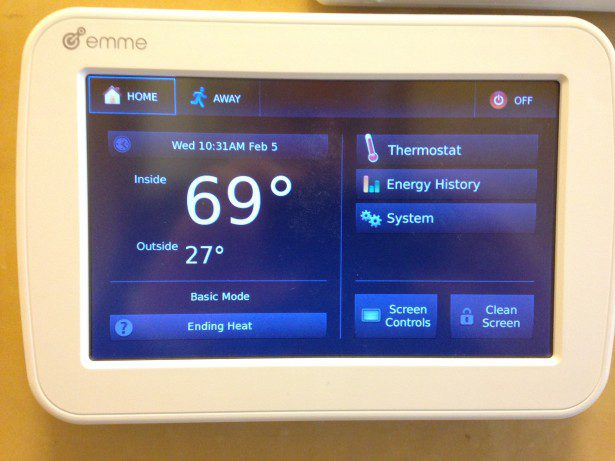 emme thermostat