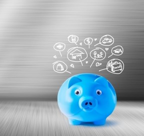 piggy bank sellers market