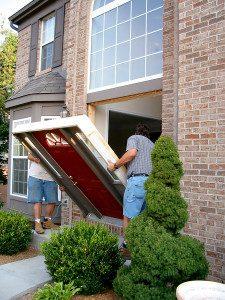 A new door improves your Portland home.