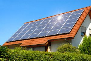 Consider solar panels for your Portland home.