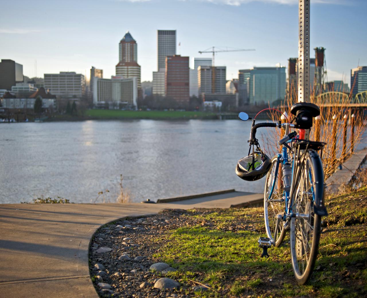 bike score portland neighborhoods