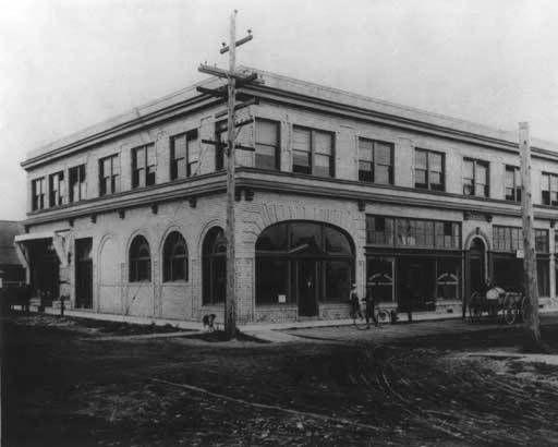 Beaverton's Cady Building